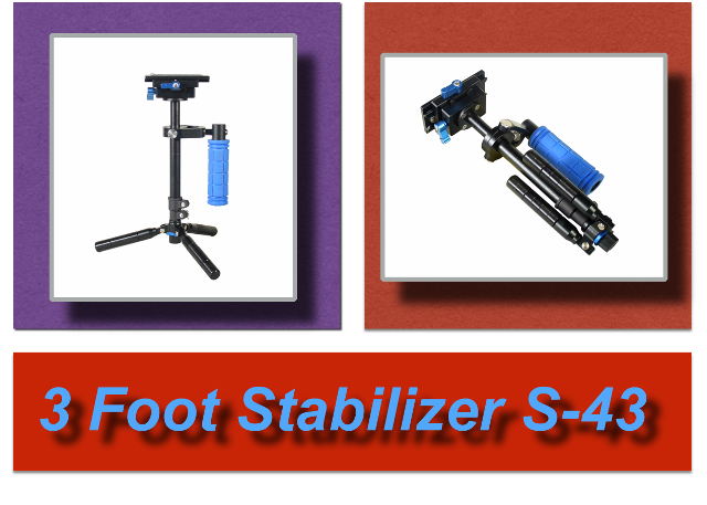 3 Foot Stabilizer S-43