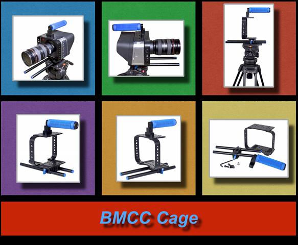 BMCC Cage