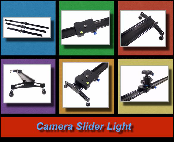 Camera Slider Light